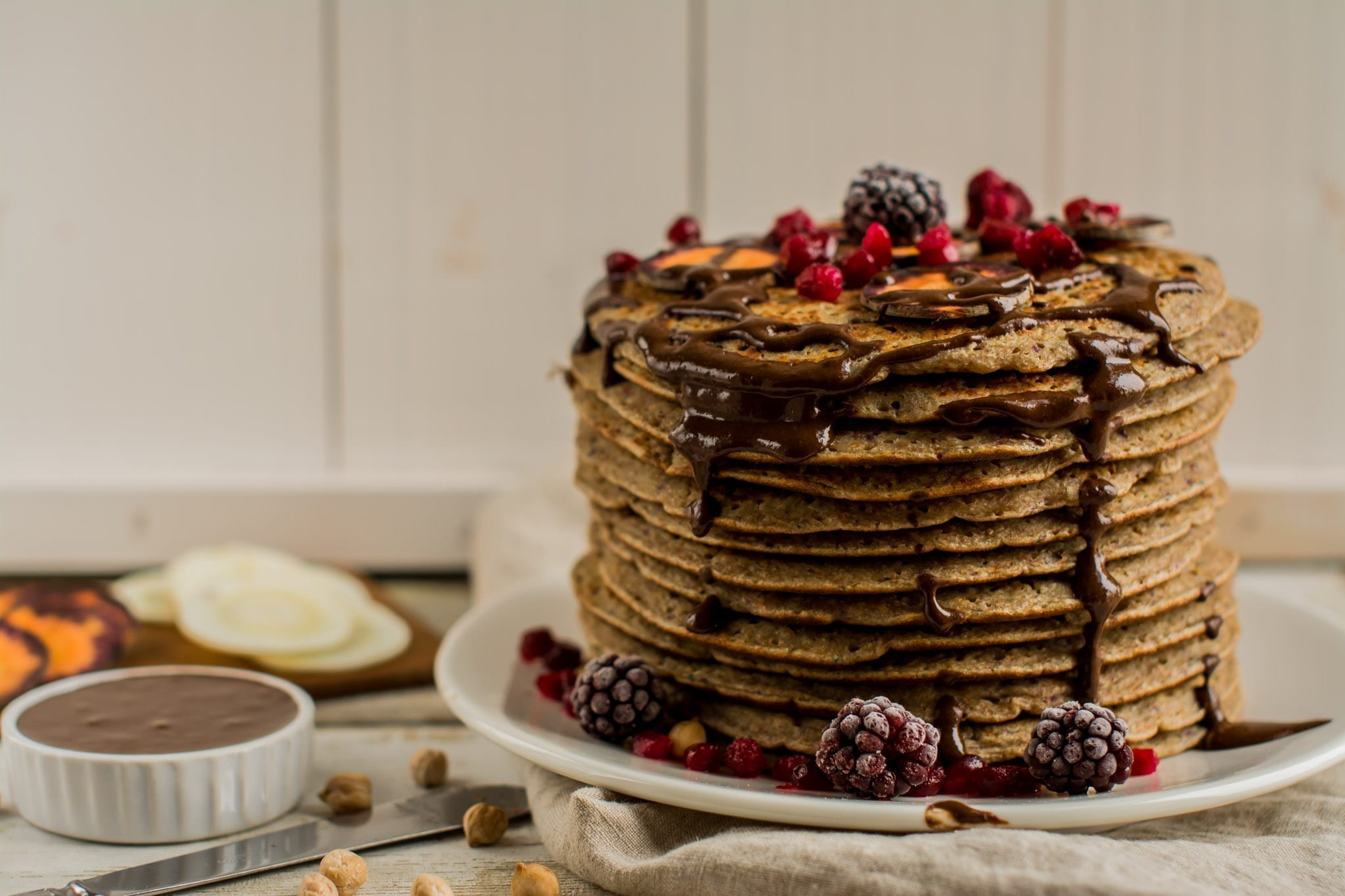 pancakes-parsnip-chickpea, candida diet recipes