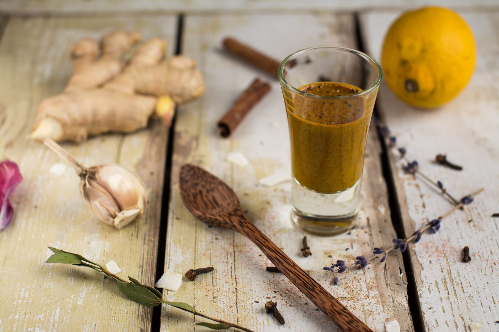 Natural Remedy Hot Shot