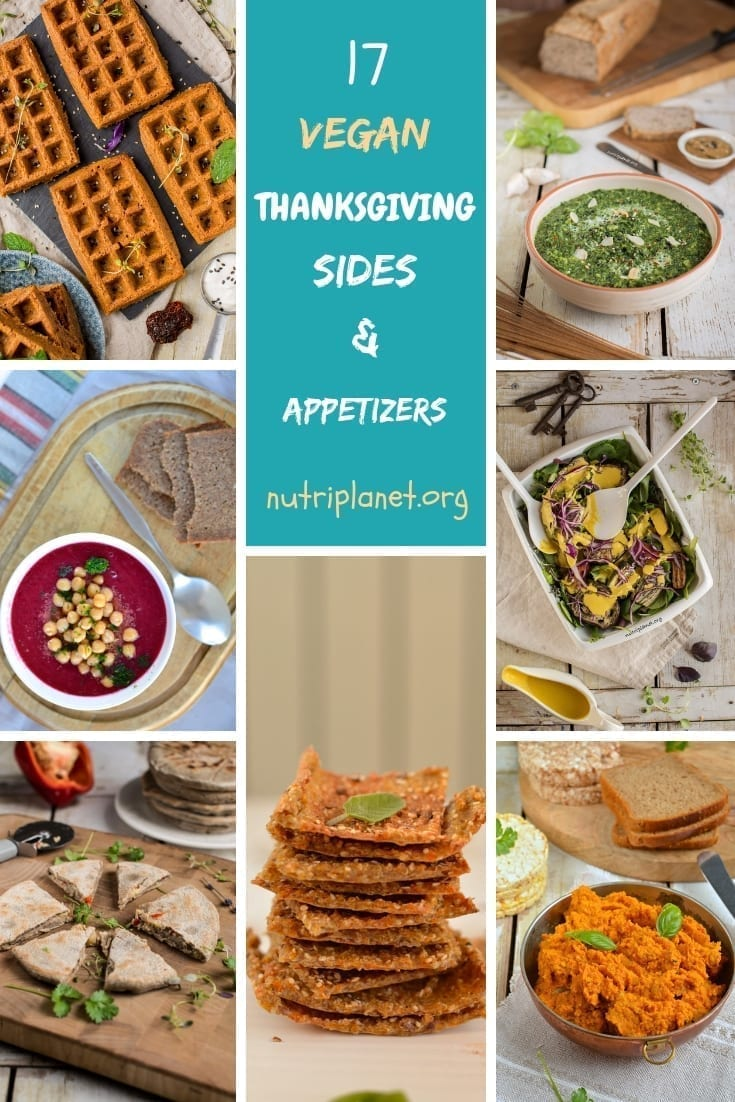 17 Vegan Thanksgiving Sides and Appetizers