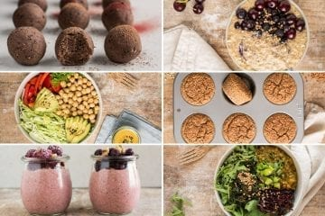 Dr. Greger's Daily Dozen Meal Plan