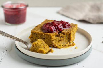 Learn how to make a healthy gluten-free vegan pumpkin pie recipe without crust.